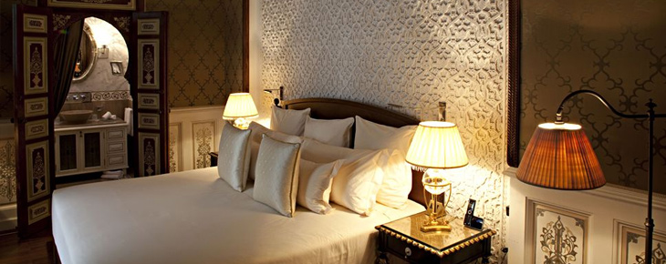 Royal Mansour Marrakech - Chambre