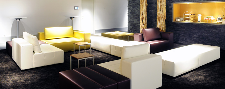 Pullman Eindhoven Cocagne - Lounge