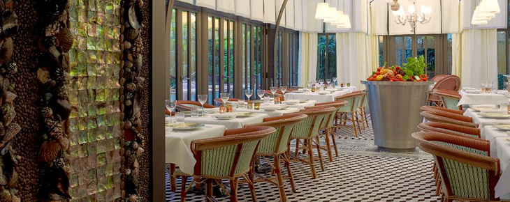 Le Royal Monceau - Restaurant