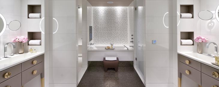 Beautiful Salle De Bain Oriental Moderne Images - lalawgroup.us ...