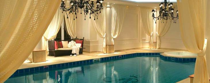 hôtel de luxe chantilly