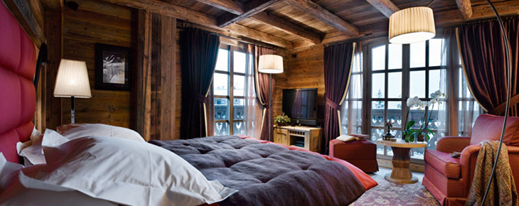ch let ormello courchevel informations r servation inside luxury hotels. Black Bedroom Furniture Sets. Home Design Ideas