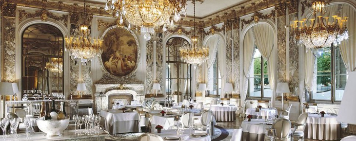 Le Meurice Paris - Restaurant