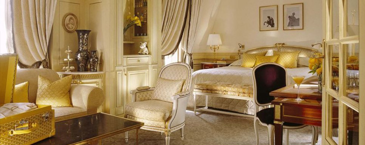 Le Meurice Paris - Suite