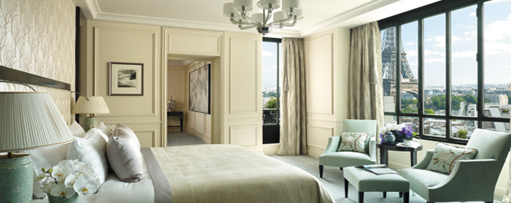 Shangri-La Hotel Paris - Suite Chaillot