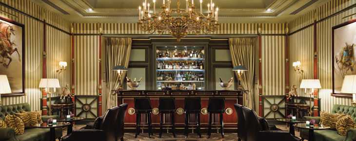 Hôtel Shangri-La Paris - Bar