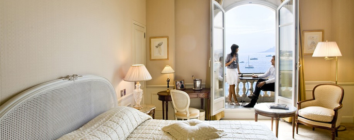Intercontinental carlton cannes informations for Prix chambre carlton cannes