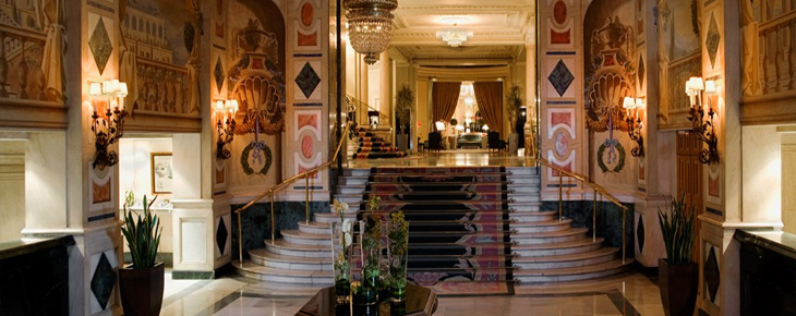 The Westin Palace Madrid - Lobby