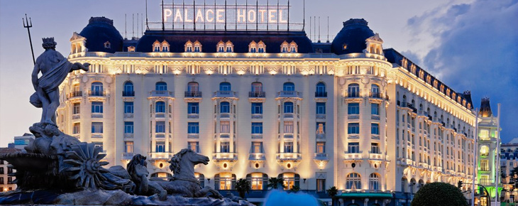 The Westin Palace Madrid - Place de Neptune