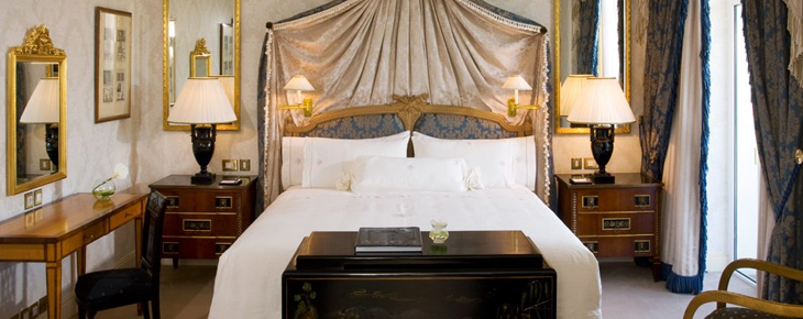 The Westin Palace Madrid - Chambre de la Suite Royale
