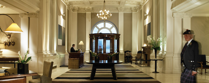 The Balmoral Edinburgh - Lobby