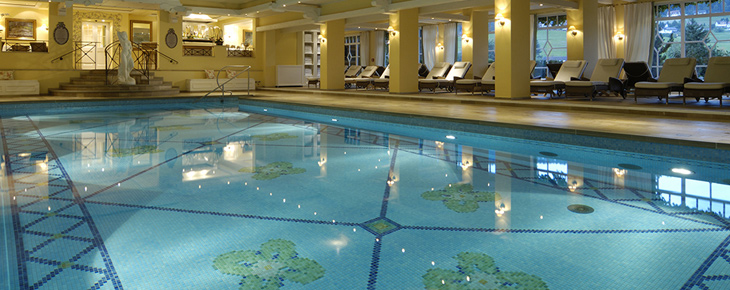 Bareiss baiersbronn informations r servation inside for Hotel avec piscine foret noire