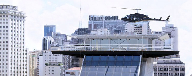 The Emiliano Hotel - Heliport