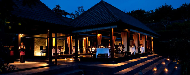 Bulgari Hotels & Resorts Bali - Restaurant