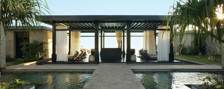 Bulgari Hotels & Resorts Bali - Spa centre de relaxation
