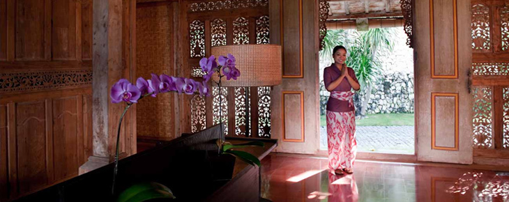 Bulgari Hotels & Resorts Bali - Spa