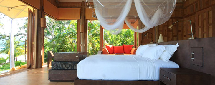 Soneva Kiri by Six Senses - Chambre de la Cliff Villa