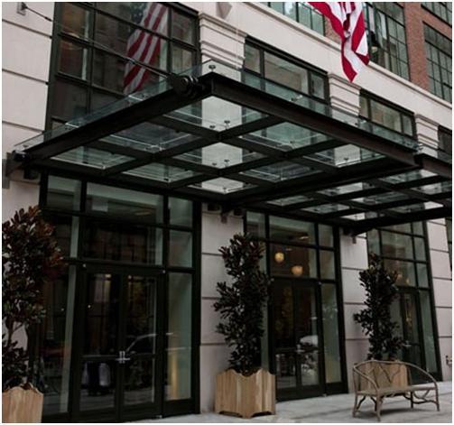 crosby hotel new york un charme envoutant. Black Bedroom Furniture Sets. Home Design Ideas