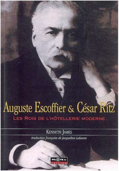 """auguste escoffier """"a menu is, first and foremost, a poem"""" – auguste escoffier 1846-1935 pioneer of fine dining and luxury hospitality in the late 19th century, escoffier and cesar ritz launched together the."""
