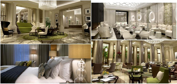 corinthia hotel london l expression du luxe. Black Bedroom Furniture Sets. Home Design Ideas