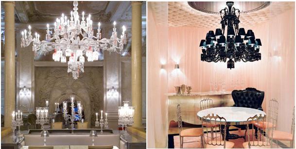 la cristal room paris de baccarat l illumination des saveurs. Black Bedroom Furniture Sets. Home Design Ideas