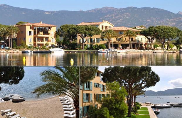 Le go land la joie de vivre for Hotels porto vecchio