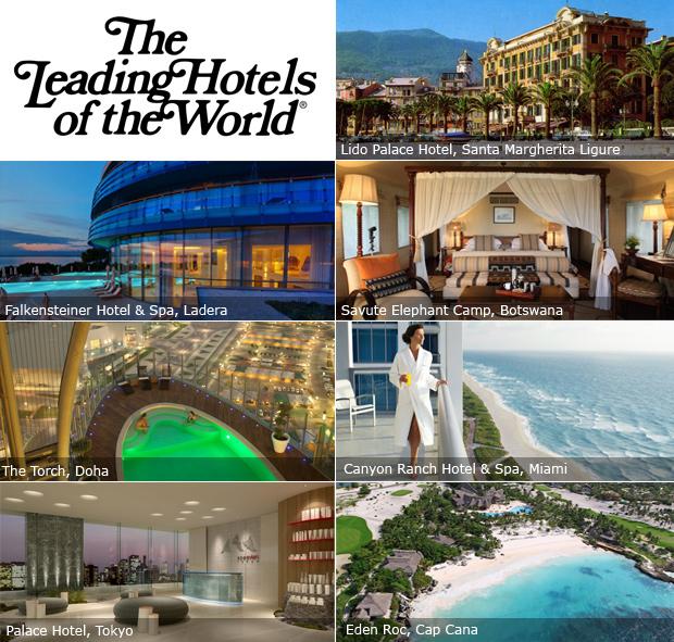 Les nouveaux membres du leading hotels of the world for Leading small luxury hotels of the world