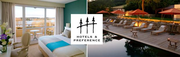 6 nouvelles adresses 4 pour hotels preference for Hotels et preference