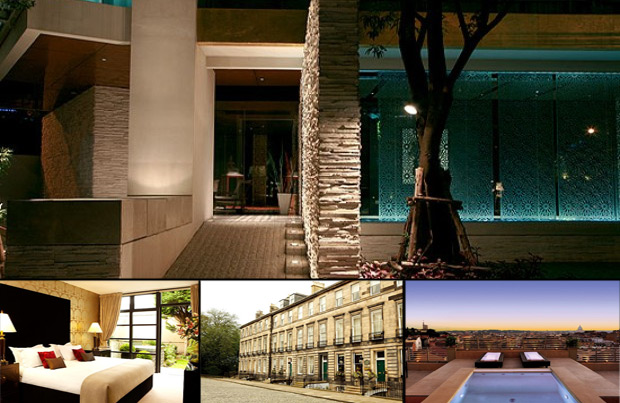 Les 13 nouvelles propri t s de small luxury hotels of the for Best small luxury hotels of the world
