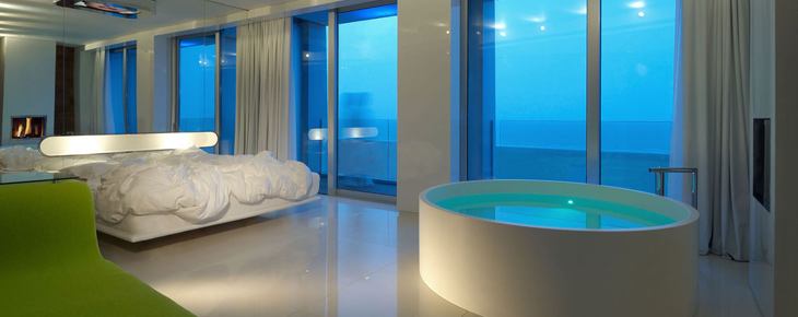 I suite rimini informations r servation inside for Hotel reims avec jacuzzi chambre