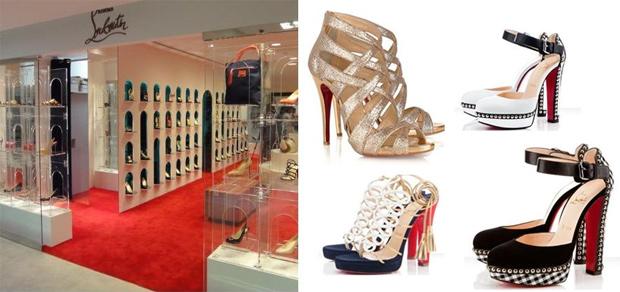 chaussures louboutin magasin paris